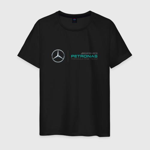 Мужская футболка Формула 1 Мерседес