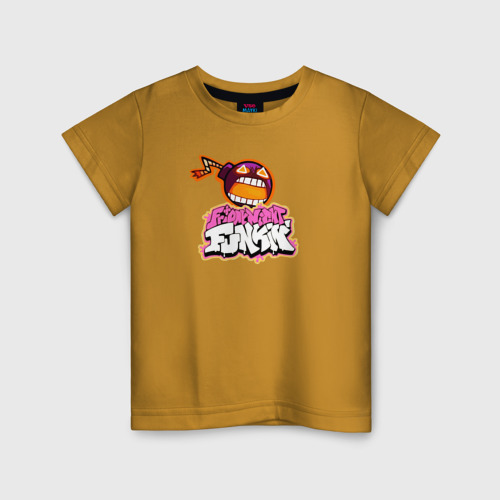Детская футболка Уитти Friday Night Funkin