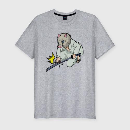 Мужская футболка премиум с принтом ИНОСКЕ ИЗ КЛИНКА, вид спереди #2