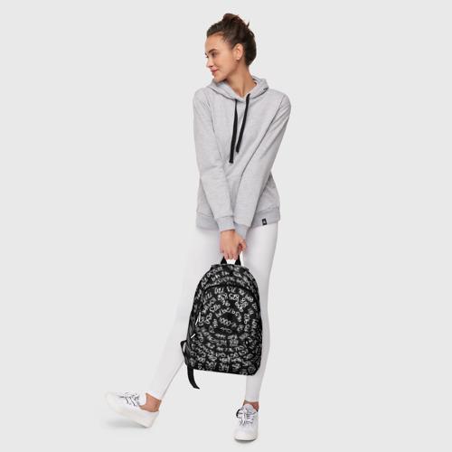 Рюкзак 3D с принтом 1000-7, фото #6