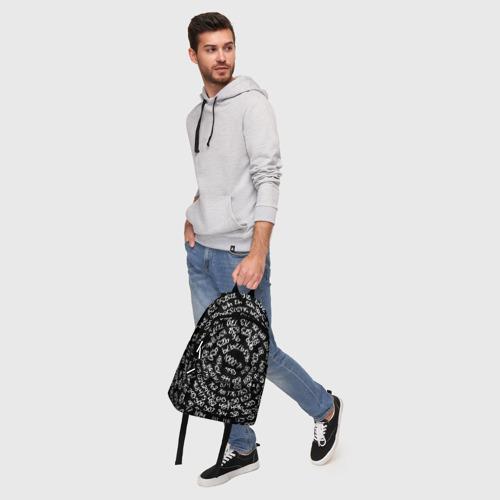 Рюкзак 3D с принтом 1000-7, фото #5