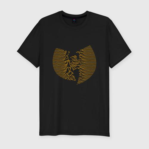 Мужская футболка премиум с принтом Wu-Tang, вид спереди #2