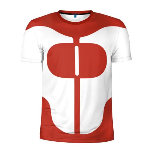 Мужская футболка 3D спортивная Костюм Омни-Мэна